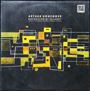 náhled knihy - Arthur Honegger: Orchestrální skladby