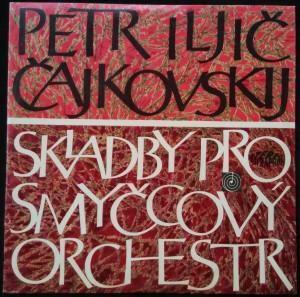 náhled knihy - Petr Iljič Čajkovskij: Skladby pro smyčcový orchest