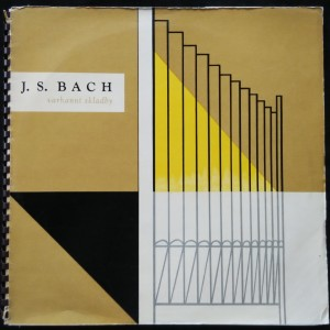 náhled knihy - J. S. Bach: Varhanní skladby