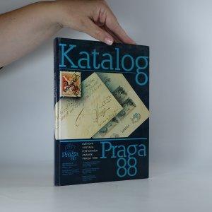 náhled knihy - Katalog. Světová výstava poštovních známek. Praga 1988.