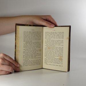 antikvární kniha Slepá paní, neuveden
