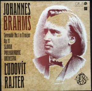 náhled knihy - Johannes Brahms: Serenade No.1 in D major