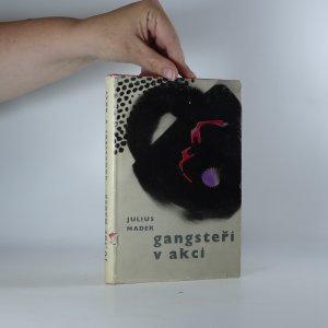 náhled knihy - Gangsteři v akci