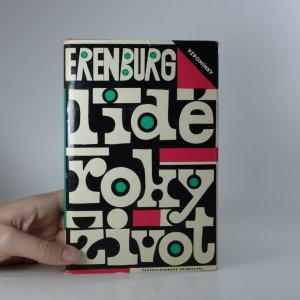 náhled knihy - Lidé, roky, život. 1. díl.