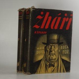 náhled knihy - Žháři (2 svazky)