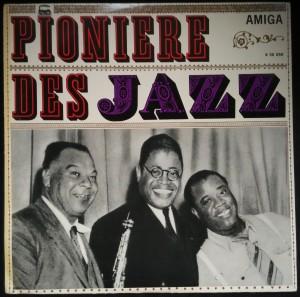 náhled knihy - Pioniere des Jazz