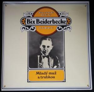 náhled knihy - Beiderbecke Bix : Mladý muž s trubkou