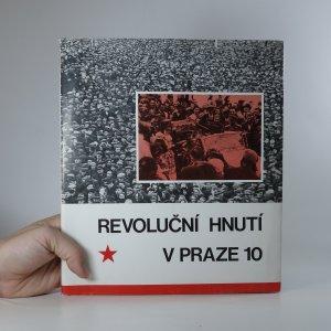 náhled knihy - Revoluční hnutí v Praze 10