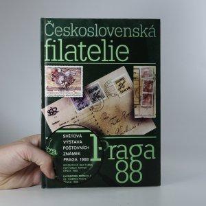 náhled knihy - Československá filatelie