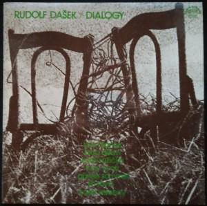 náhled knihy - Rudolf Dašek: Dialogy