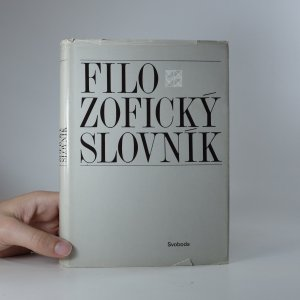 náhled knihy - Filozofický slovník