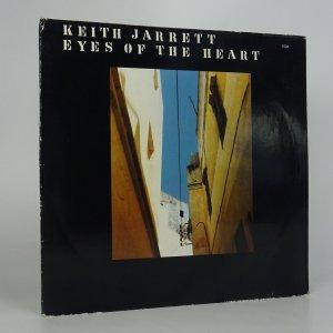 náhled knihy - Keith Jarrett: Eyes of the Heart (2x LP, jedna strana jednoho LP je prázdná)