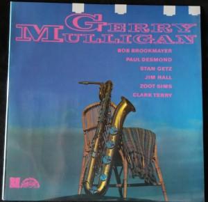 náhled knihy - Gerry Mulligan