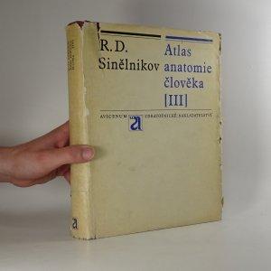 náhled knihy - Atlas anatomie člověka. Svazek třetí.