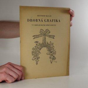 náhled knihy - Drobná grafika