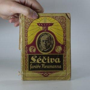 náhled knihy - Léčebná kniha faráře Heumanna. Léčiva faráře Heumanna