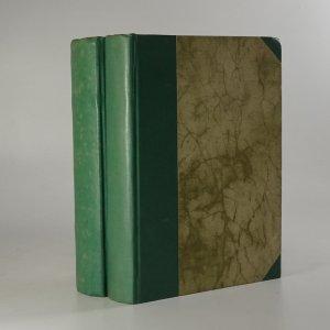 náhled knihy - Kvetoucí hloží (2 svazky)