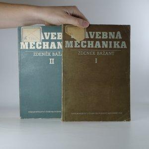 náhled knihy - Stavebná mechanika. 1.-2. díl. (2 díly ve 2 svazcích).