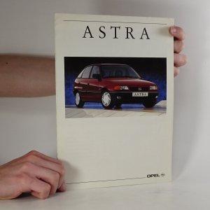 náhled knihy - Prospekt Opel Astra