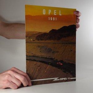 náhled knihy - Prospekt Opel 1991