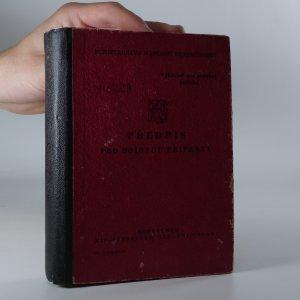 náhled knihy - Předpis pro bojovou přípravu