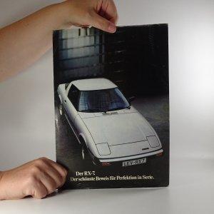 náhled knihy - Prospekt Mazda RX-7
