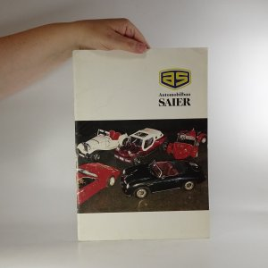 náhled knihy - Prospekt Automobilbau Saier