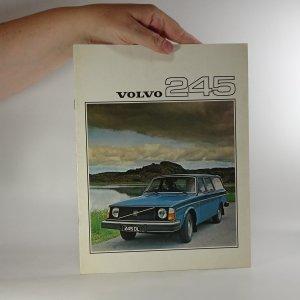 náhled knihy - Prospekt Volvo 245