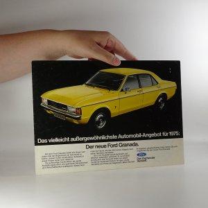 náhled knihy - Prospekt Ford Granada