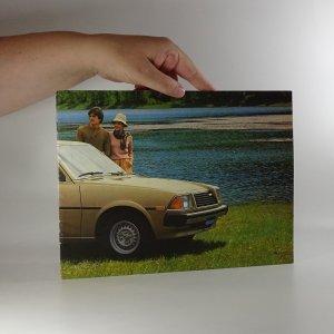 náhled knihy - Prospekt Mazda 626