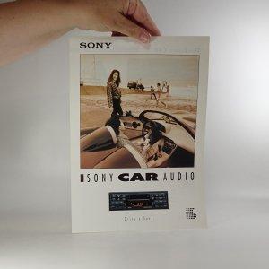 náhled knihy - Prospekt Sony car audio