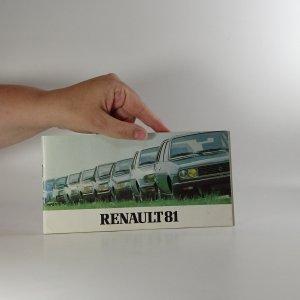 náhled knihy - Propekt Renault 81