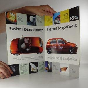 antikvární kniha Prospekt Renault Clio, neuveden