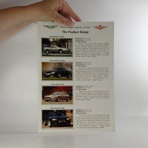 náhled knihy - Prospekt Aston Martin