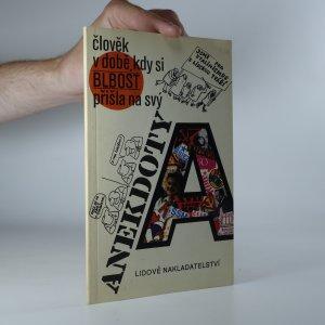 náhled knihy - Anekdoty