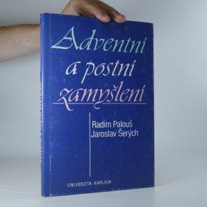 náhled knihy - Adventní a postní zamyšlení