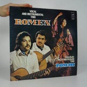 náhled knihy - Romen - Vocal and Instrumental Trio