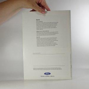 antikvární kniha Prospekt Ford Osobní automobily a užitková vozidla, neuveden
