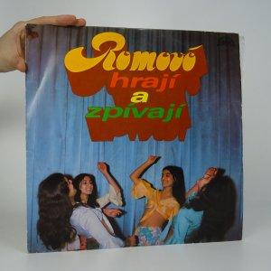 náhled knihy - Romové hrají a zpívají