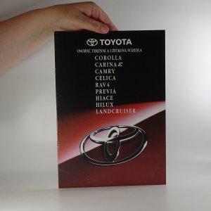 náhled knihy - Prospekt Toyota. Osobní, terénní a užitková vozidla