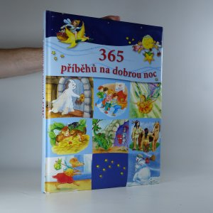 náhled knihy - 365 příběhů na dobrou noc