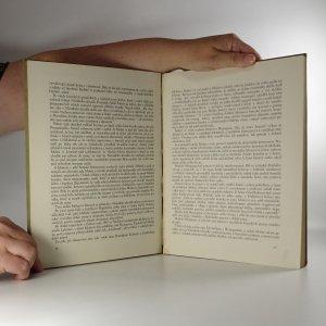 antikvární kniha JIndřich Mošna, 1954