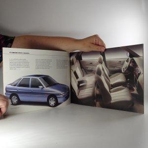 antikvární kniha Prospekt Ford Escort, neuveden