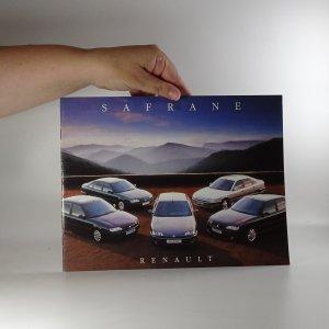 náhled knihy - Prospekt Renault Safrane
