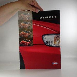náhled knihy - Prospekt Nissan Almera