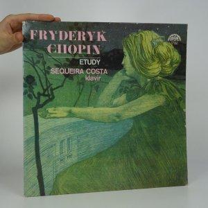 náhled knihy - Fryderyk Chopin: Etudy pro klavír
