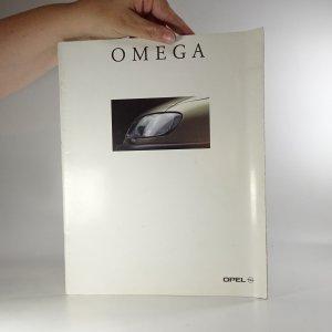 náhled knihy - Prospekt Opel Omega
