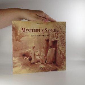 náhled knihy - Mystérieux Sahara