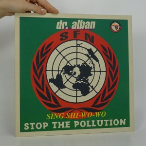 náhled knihy - Dr. Alban: Stop The Pollution (Sing Shi-Wo-Wo)