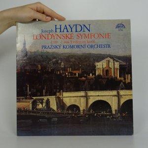 náhled knihy - Joseph Haydn: Londýnské symfonie